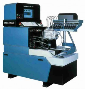 Hartridge test bench